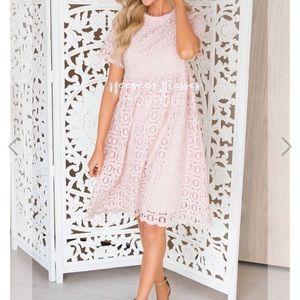 Neesee's dress